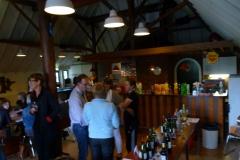 Wijnproeverij op RSG De Borgen te Leek