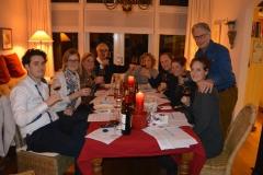 Het was een mooie en gezellige wijnproeverij in Vlaardingen