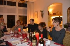 Concentratie tijdens de wijnproeverij in Vlaardingen
