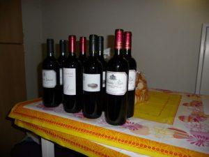 Wijnproeverij bedrijf te Huis ter Heide